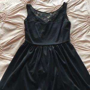 aqua size small dress